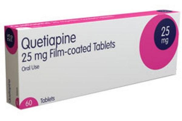 داروی کوئتیاپین