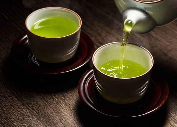 مصرف چای سبز برای کاهش وزن