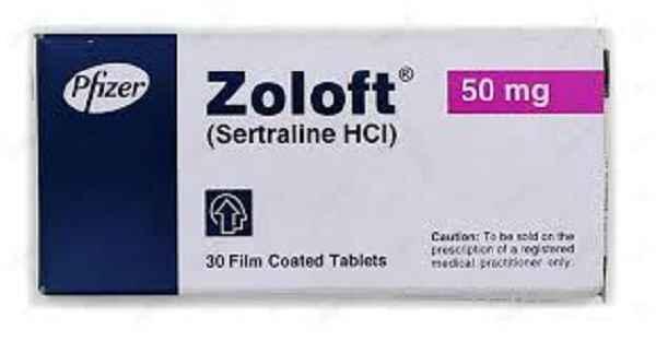 داروی سرترالین یا زولوفت