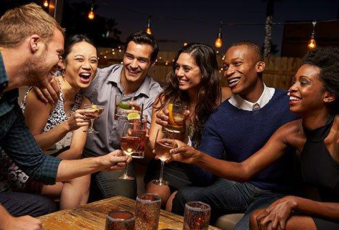 یک شب نوشیدن می تواند نفس شما را بدبو کند.