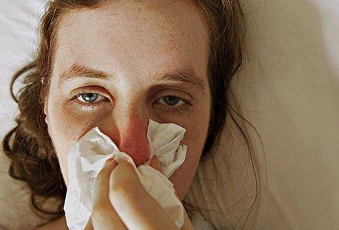 سینوس های آلوده می توانند دهان شما را بدبو کنند.